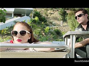 James Deen and Lindsay Lohan get torrid on web cam