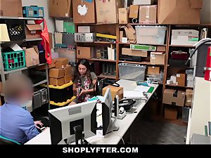 Shoplyfter - Caught Red-Handed And Bribed To ravage