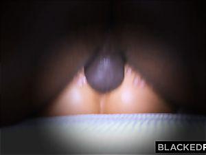 BLACKEDRAW wifey luvs his hefty dark-hued chisel a little too much