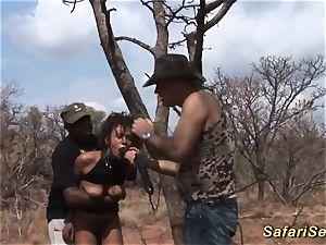 honey penalized at the safari journey