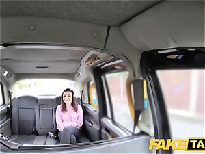 fake cab american redheads tight backdoor pounded