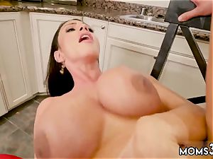 Taboo mommy hd Borrowing Milk From my Neighbor