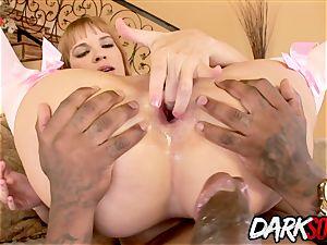 dark-hued prick ass fucking bitch Dana Dearmond
