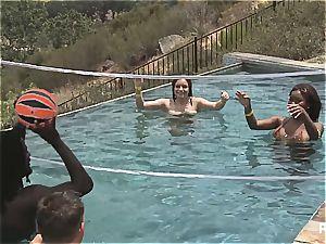 Pool party depravity part 2