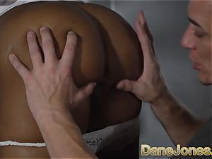 Dane Jones black brit stunner blow and nailed