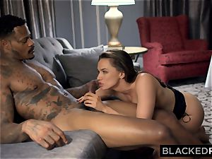 BLACKEDRAW wifey Lies To husband To Hook Up with big black cock