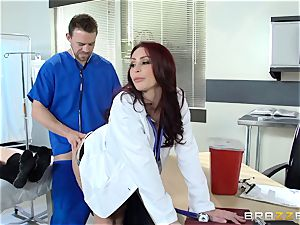 fabulous physician Monique Alexander smashes her trainee