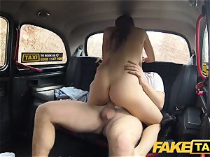 fake taxi steaming vengeance cab plumb for beautiful jaw-dropping minx