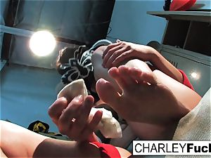 Charley Lucha Libre sole Fetish