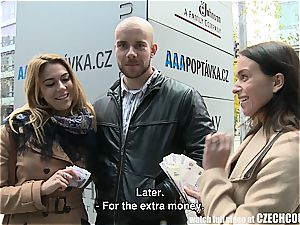 Czech couples interchanging playmates for money