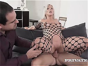milf Nikyta likes firm ass fucking While Her hubby watches