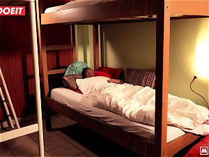LETSDOEIT - superb muff Gets supreme Hostel Reviews
