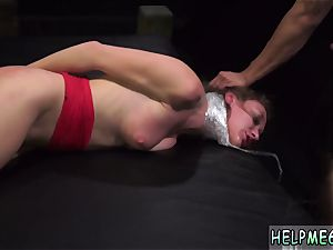 Hog corded blowjob and guy up humped first-ever time poor Callie Calypso.