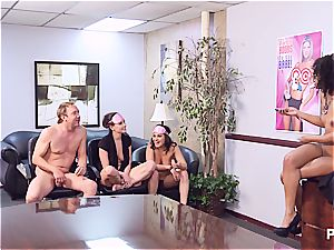 Getting kinky in the office part four