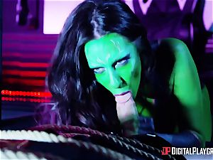 Guardians of the Galaxy vol. 2 a gonzo parody with super-naughty aliens Cassidy Klein