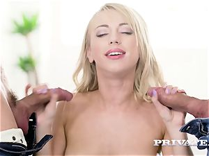 Private.com - Kira Thorn gets her holes porked