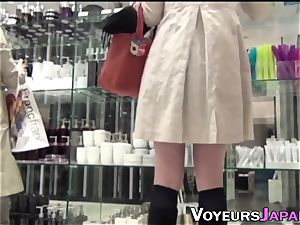 Asians watched shopping