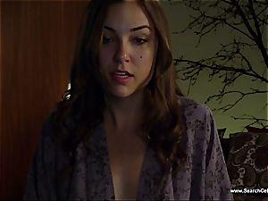 super-sexy Sasha Grey bares her small knockers