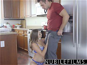 NubileFilms - steamy daughter-in-law boinks Moms boyfriend