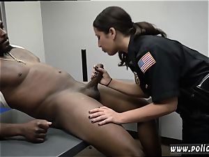 fur covered cougar interracial mummy Cops