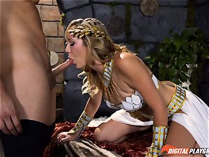 Brett Rossi knows how to heal an antsy lollipop