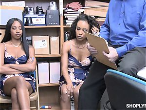 insane girls punished for their nastiness
