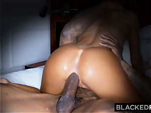 BLACKEDRAW cool torrid wifey likes to rim ebony bulls in hotels