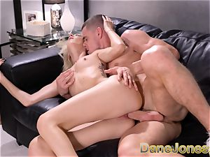 Dane Jones gorgeous Hungarian blondie Monique forest