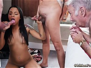 huge elder mature and dad pounds associate duddy s daughter rectal hd Staycation with a