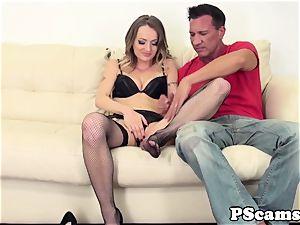cam ultra-cutie Natasha Starr pussyfucked